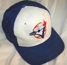 Vtg TORONTO BLUE JAYS Cap SNAPBACK HAT Rare DREW PEARSON Retro Logo