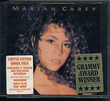 Mariah Carey 1st Debut Album Set Australian  Promo Sampler Edition 2CD Rare