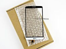 NEW WHITE Glass Lens Touch Screen Digitizer For LG G3 D850 D851 D855 LS990 US