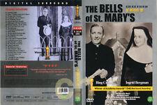 The Bells of St. Mary's (1945) - Bing Crosby, Ingrid Bergman  DVD NEW