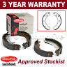 Set of Front Delphi Lockheed Brake Shoes For Ford Transit LDV Sherpa 2.0 LS1018