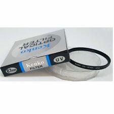 Kenko 67mm UV Filter Lens for Pentax Canon Nikon Olympus sony All 67mm lenses