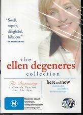 The Ellen DeGeneres Collection (2 x DVD Set) Comedy NEW & SEALED Free Post