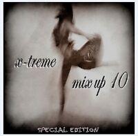 X-TREME MIX UP 10 - 2015 CD - NEW CLUB REMIXES - 15x TRACKS ( DANCE / HOUSE )