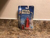 Hasbro Star Wars Episode II Royal Guard Coruscant Security Action Figure Rare US