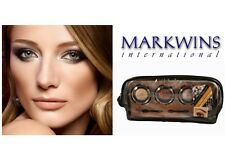Markwins BRONZO MARRONE OMBRETTO & Brush Set Make Up Strumenti Beauty REGALI