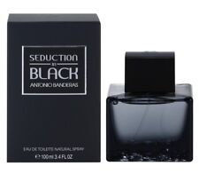 Treehousecollections: Antonio Banderas Seduction In Black EDT Perfume Men 100ml