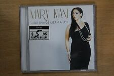 Mary Kiani  – Little Things Mean A Lot     (C324)