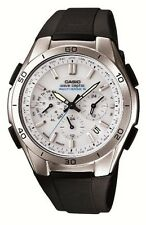 CASIO WAVE CEPTOR WVQ-M410-7AJF Solar Radio Multiband6 White Men's With Tracking