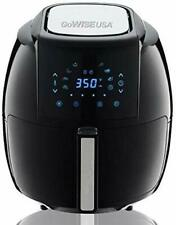 GoWISE USA 1700-Watt 5.8-QT 8-in-1 Digital Air Fryer and 50 Recipes for your