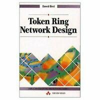 Token Ring Red Diseño Tapa Dura David Bird