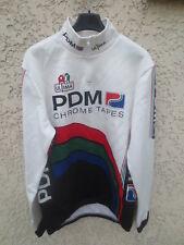 Maillot cycliste PDM CONCORDE ULTIMA vintage 1986 shirt camiseta DELGADO 4 L