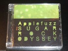 The Applefuzz SUGAR ROCK ODYSSEY Rock/Pop from Europe CD NEW