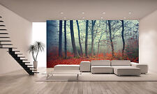 Colorful Autumn Forest Wall Mural Photo Wallpaper GIANT DECOR Paper Poster