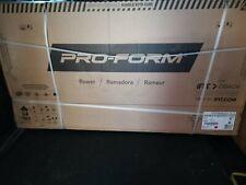 NEW Proform R600 Rower (PFEVRW41016) with 1 Year warranty.  Boxed.