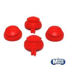 Playmobil ® 4 x pañuelo | llevar sombreros rojo | piratas | marineros | bucanero