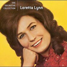 The Definitive Collection by Loretta Lynn (CD) NEW