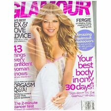 Fergie Glamour - May 2008