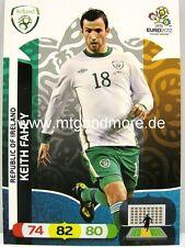 Adrenalyn XL EURO EM 2012 - Keith Fahey - Irland