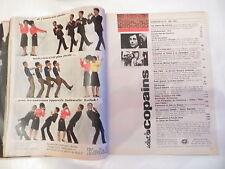 Salut les copains – N° 22 –mai 1964 -  Johnny Hallyday,  Françoise Hardy, Sylvie