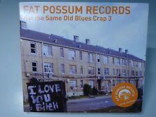 Not the Same Old Blues Crap 3, Various (NM CD, Digipak)