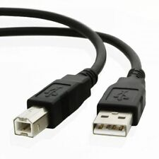 1M 1.8M 3M 5M USB Cable Printer Lead A TO B Male High Speed 2.0 Epson Kodak HP