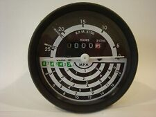Replacement Tachometer Will Fit John Deere Tractor 1020 1520 2020 2120 Al30803