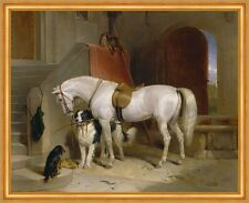 Favourites, the property of Prince George of Cambridge Landseer Horse B a2 01582