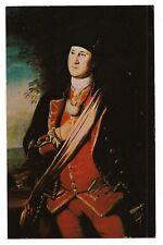 GEORGE WASHINGTON Charles Wilson Peale  ART Lexington Virginia Postcard KOPPEL