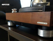 MARANTZ 6300 CUSTOM UPGRADE SORBOTHANE ALUMINUM TURNTABLE FEET (four)