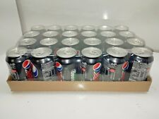 PEPSI MAX 330ml X 24 CANS FIZZY DRINKS WHOLESALE RETAIL SUPPLIES CATERING NEW