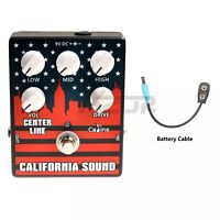 Caline CP-57 California Sound Electric Guitar Effect Pedal Guitar Pedal Amp Sim