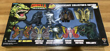 Godzilla King Of The Monsters Collector's Edition Box Set 40th Anniversary