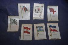 Ca 1900 Seven Cigarette Silks Egyptienne Straights