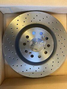 honda civic type r fk2 Brembo Front Discs And Genuine Honda Pads