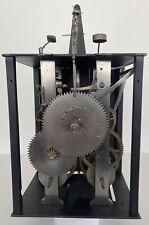 HORLOGE COMTOISE 18 ème 19 cm COMTOISE-UHR AUS DEM 18 JAHRHUNDERT 19 cm CLOCK