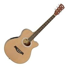 More details for thinline electro acoustic guitar by gear4music