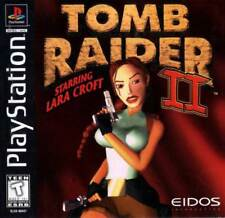 Tomb Raider II - PS1 PS2 Complete Playstation Game
