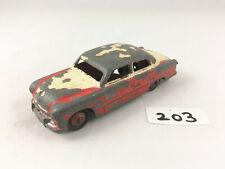 RARE DINKY TOYS # 170 FORD FORDOR SEDAN TWO TONE DIECAST SALOON CAR 1954-56