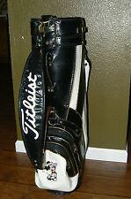 "Vintage Walt Disney Mickey Mouse Titleist Golf Bag 36"""