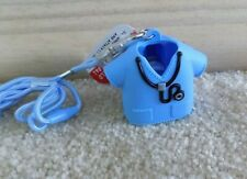 Bath and Body Works Blue Scrubs Holder/Lanyard