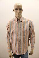 Camicia HARMONT & BLAINE Uomo Shirt Chemise Camisa Blusa Man Taglia Size M