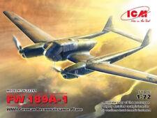 Artículos de automodelismo y aeromodelismo Focker de escala 1:72