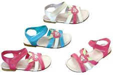 WHOLESALE LOT Baby Girls Sandal Infant Flower Shoe Heart Rhinestone 36pr-8088k