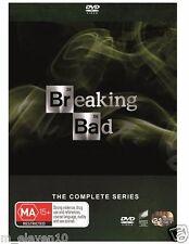BREAKING BAD The Complete Series : Seasons 1 2 3 4 5 6 : NEW DVD