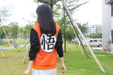 Neu Dragonball Z Anime Manga Cosplay Kapuzen Sweatshirt T-Shirt Hoodie 006