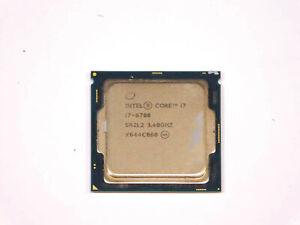 INTEL CORE I7-6700 QUAD-CORE 3.4GHZ SOCKET 1151 Skylake CPU PROCESSOR SR2L2