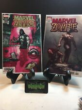 MARVEL ZOMBIE #1 Cover A +  IN-HYUK LEE VARIANT SET