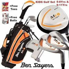 Children's Steel Shaft Right-Handed Golf Clubs