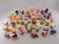 10X new Littlest Pet Shop Cat Dog Animal Figures Collection kid Toy 5-10 cm   NT